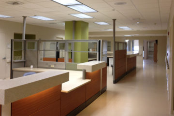 JMH - 5th Floor Adolescent Patient Rooms