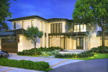 Pinecrest Place Rendering